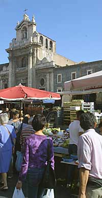 The market on Saturday