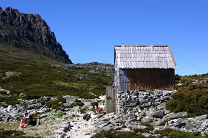 Kitcheners Hut