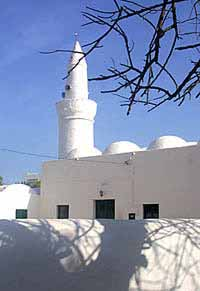 Mosque in Houmt Souq