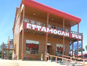 The Ettamogah Pub, near Albury, New South Wales