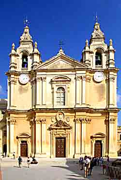 The Cathedral of Mdina