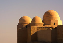 The domes of Nefta