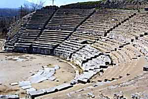 The theatre at Philippi